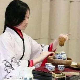 中级茶艺表演
