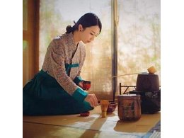 韩国茶艺表演