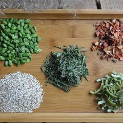 青豆茶课程